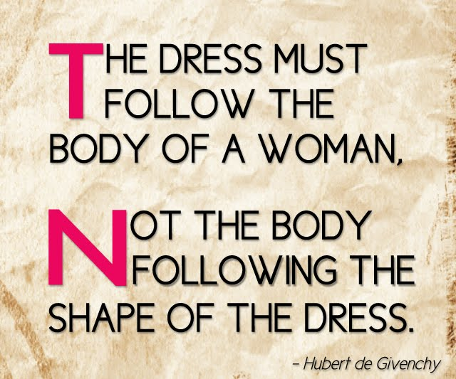 Fashion Quote Of The Day!